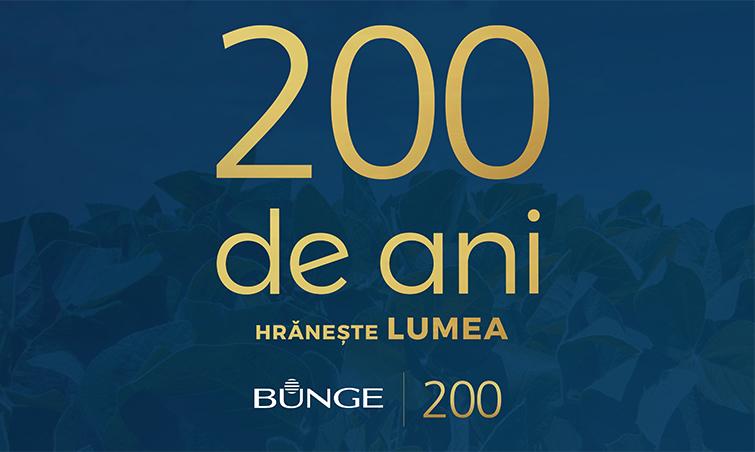 Bunge Romania – Bunge 200